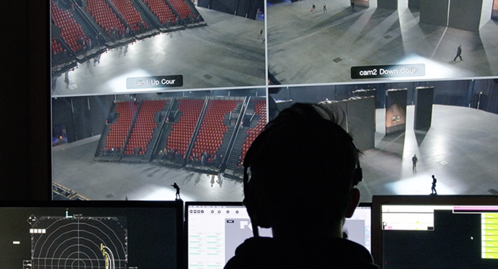 live multicamera solution for live musical video production streaming broadcasting and recording