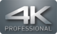 4K Professional (Silver)
