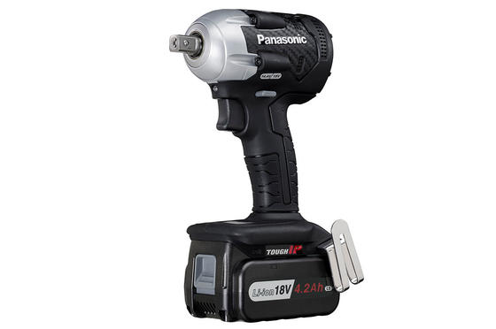Panasonic ey75a1ls2g ey75a1ls2g impact driver kit with dual.