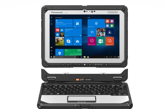 Rugged Laptops Panasonic Toughbook