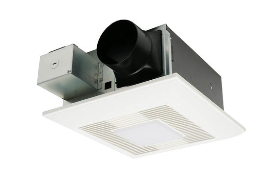 Ventilation Fans, Panasonic Bathroom Exhaust Fan With Light And Heater