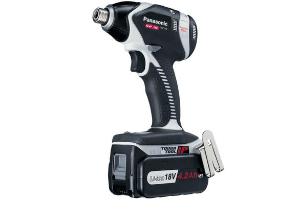 EY75A4LS2G Dual Voltage Impact Driver Kit