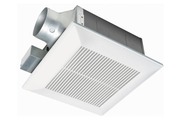 Panasonic Ventilation Whisperfit Ez The Fastest Easiest Energy Star Retrofit Fan