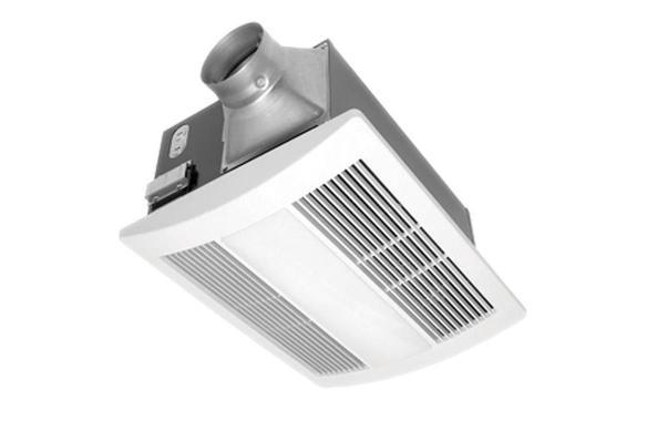 Panasonic Ventilation - WhisperWarm™ - Quiet, Fan/Heater Solution