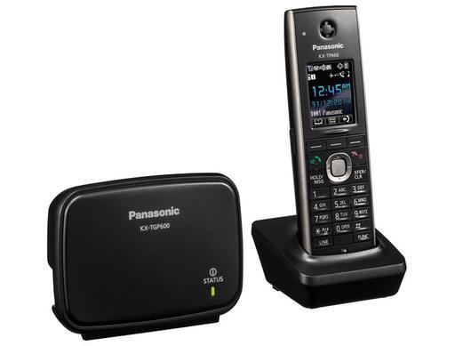 KX-TGP600 SIP Cordless Phone System   Panasonic North America