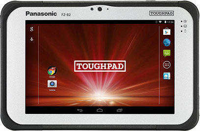 toughpad b2 center