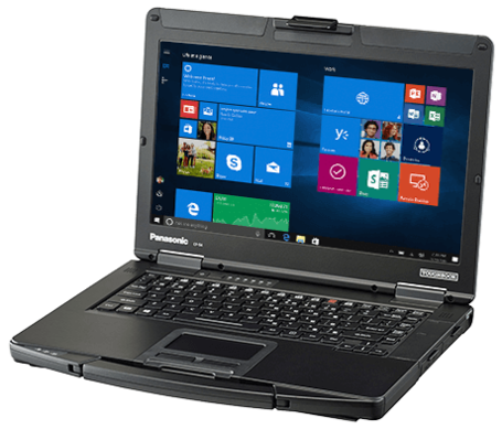 toughbook 54 hero windows 10