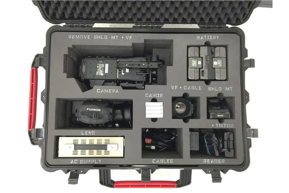 varicam case product main photos