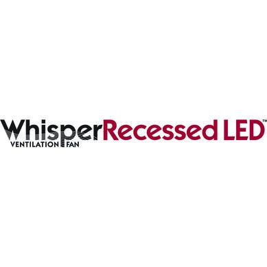 Panasonic Ventilation - WhisperRecessed LED™ - Design Solution for