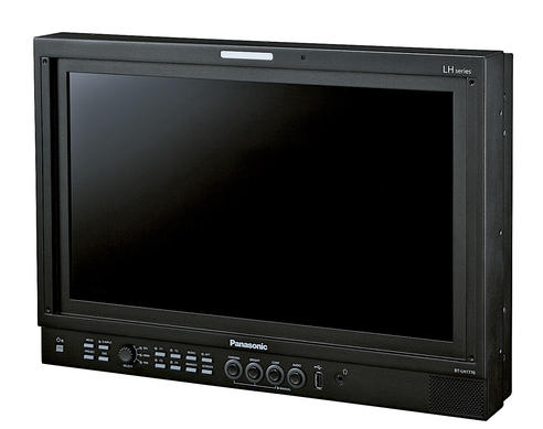 BT-LH1770 Panasonic Best Video Production Monitor - Side View - No Stand