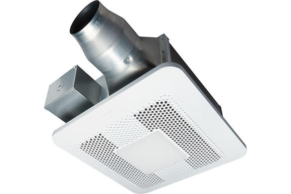 Whisper Remodel Low Profile Ventilation Fan Led Light 80 Or 110 Cfm Panasonic North America United States