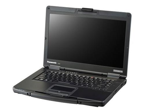 Toughbook 54 Front Right Open Image