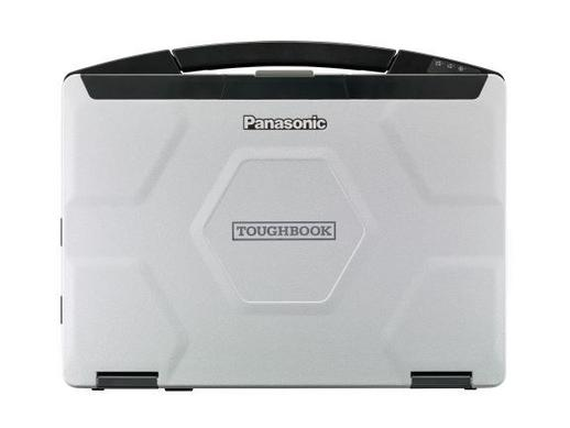 Toughbook 54 Top Handle Down Image