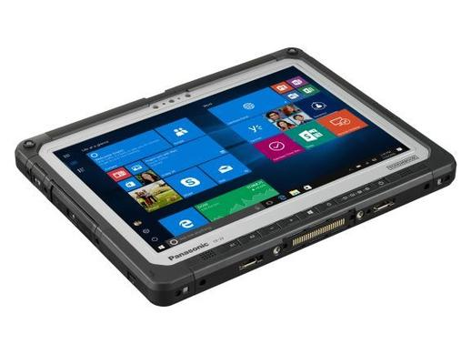 Toughbook 33 Tablet front Angle