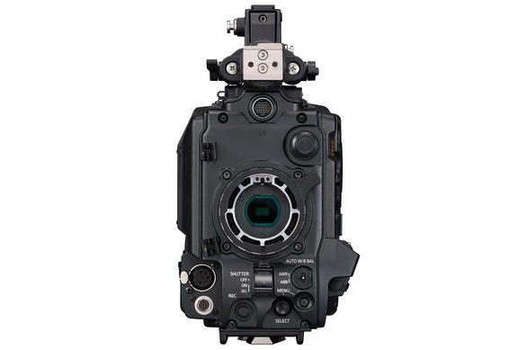 AJ-PX5100 Connected Cam ConnectedCam HDR RTMP ENG Reliable Streaming Camera Front Sensor Lens Mount