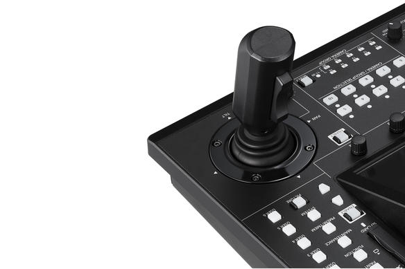 AW-RP150 Panasonic PTZ Remote Camera Controller RCC Product Image Top Right