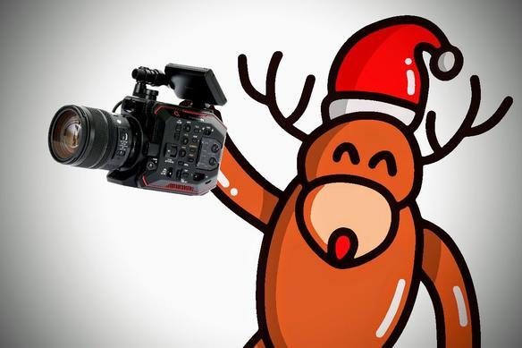 EVA1 Holiday Savings Best Deal Best Price Cinema Camera 4K Prores raw
