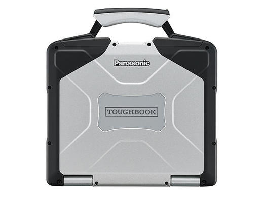 TOUGHBOOK CF-31mk6_top handle up