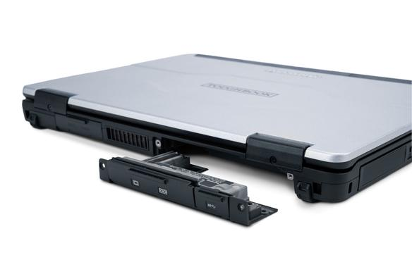TOUGHBOOK 55 rugged laptop - rear IO out