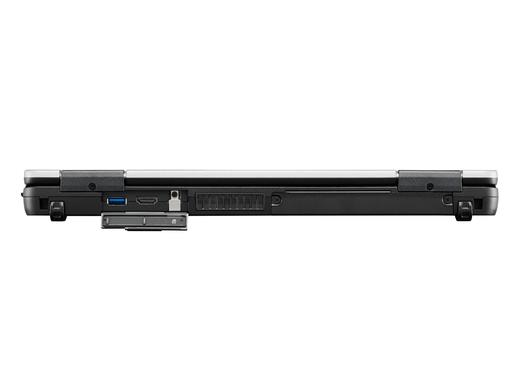 TOUGHBOOK 55 rugged laptop - side rear open