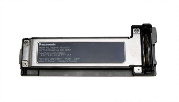 FZ-VSD55 SSD Pack for the TOUGHBOOK 55 rugged laptop