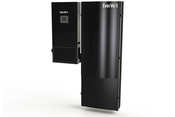 EverVolt DC with Logo
