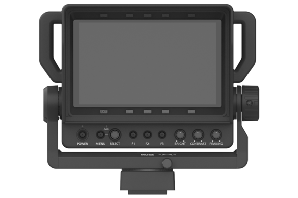AK-HVF75 7 inch Studio Viewfinder for Panasonic Broadcast Cameras