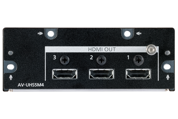 AV-UHS5M4 HDMI OUT Expansion Slot Card Upgrade for AV-UHS500 4K Video Switcher