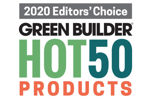 Green Builder 50 Hot Products