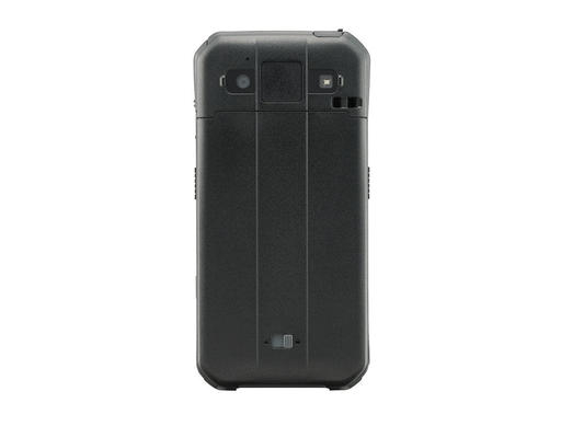 Back view of Panasonic TOUGHBOOK N1 Tactical handheld