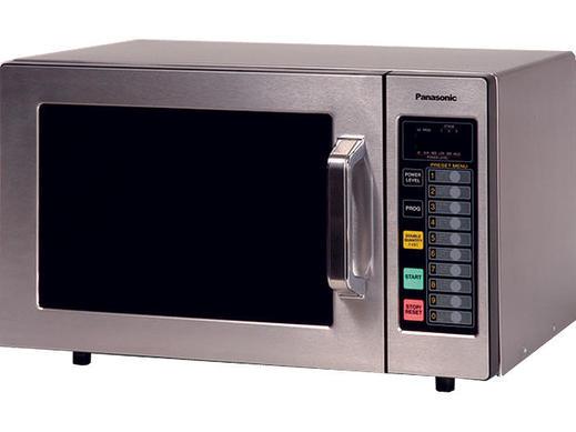 Ne 1064f 1000 Watt Commercial Microwave Oven
