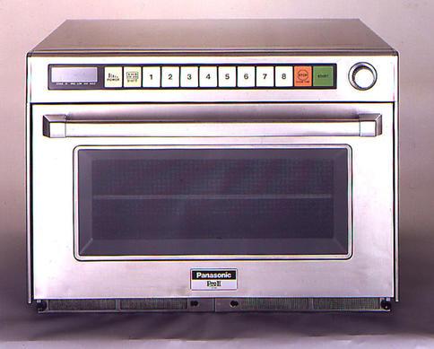 Ne 2180 2100 Watt Commercial Microwave Oven