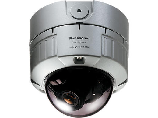 Panasonic WV-NW502S Network Camera Driver