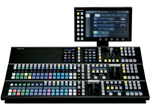 Panasonic AV-HS60U2 Mixer Windows