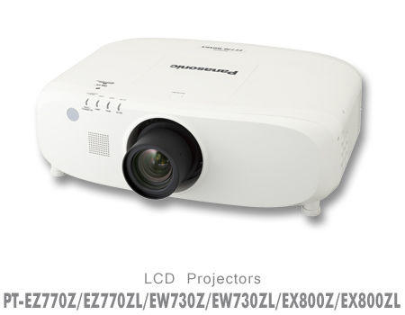 PT-EW730ZU 3LCD Fixed installation Projector / PT-EW730Z