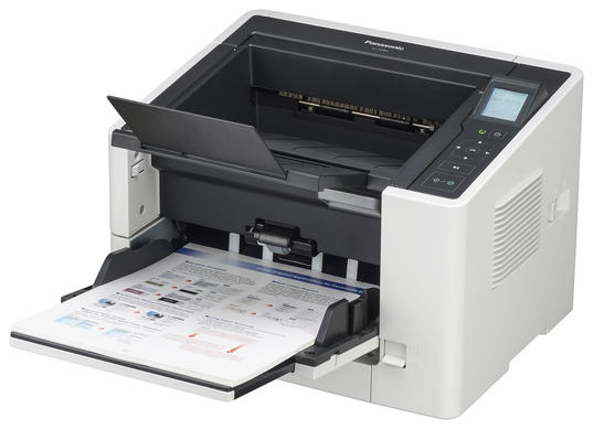 KV-S2087 Departmental Scanner | Panasonic