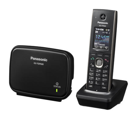 KX-TGP600 SIP Cordless Phone System | Panasonic North