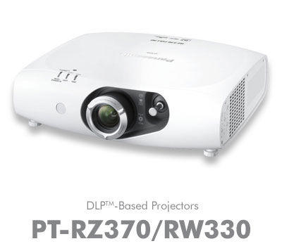PT-RW330U 1-Chip DLP SOLID SHINE Laser Fixed Installation Projector / PT-RW330