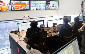 Bristol Motor Speedway - Production Control Room - thumbnail