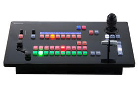 AV-HLC100 live streaming NDI switcher panasonic ptz camera