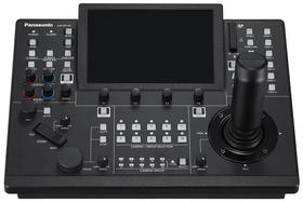 AW-RP150 Panasonic PTZ Remote Camera Controller RCC Product Image Front Slant
