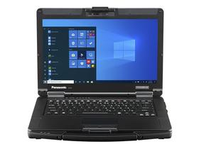 TOUGHBOOK 55 computer open front facing