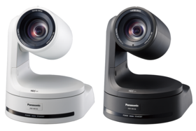 Panasonic AW-HN130W and AW-HN130K NDI robotic network ptz cameras