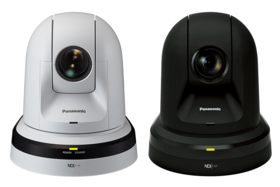 Panasonic AW-HN40HW and AW-HN40HK network otz camera with NDI and HDMI