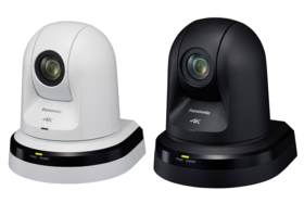 Panasonic AW-UE70W and AW-UE70K 4K network ptz cameras with 3G-SDI and IP