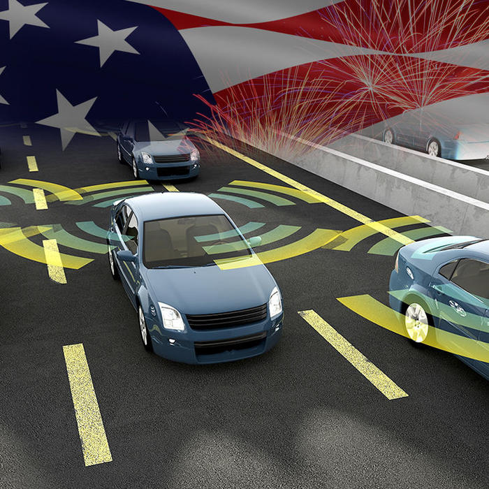 Looking ahead at the future of driverless cars.