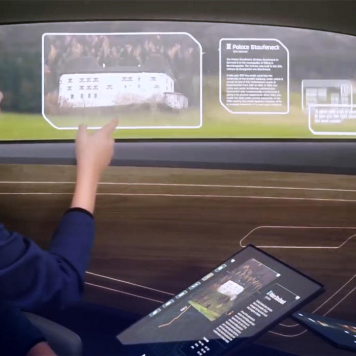 Panasonic explores the future of connected vehicles in Colorado.