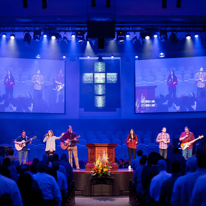 panasonic-projectors-first-baptist-church-house-of-worship-case-study