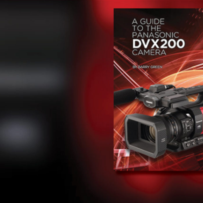 dvx200 book by barry green