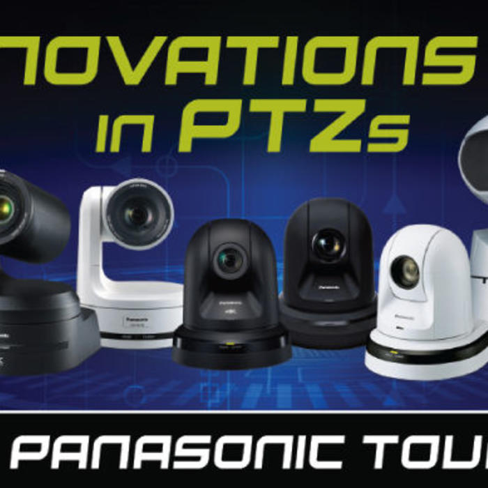 panasonic remote camera roadshow tour events ue150 ue70 he130 he42 ue4 he40 he38 aw-ue150 hlc100 demo